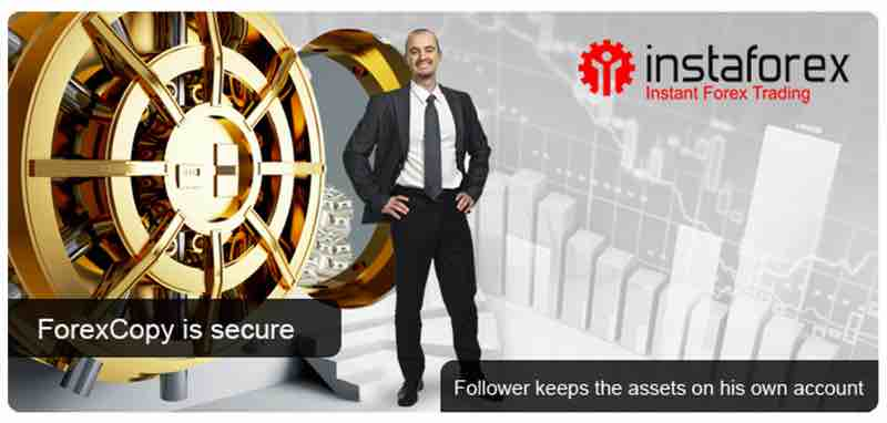 Secure forex broker